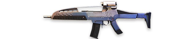 Xm8 Free Fire AR