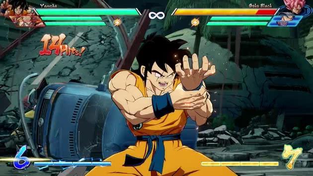 Yamcha - Dragon Ball Fighter Z