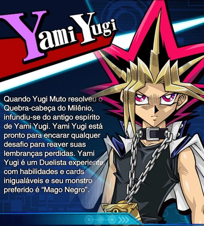 yami yugi habilidades duel links