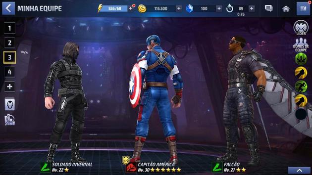 MFF: Cap's Crew