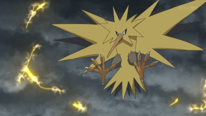 zapdos fire red