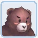 Zipper Bear - Ragnarok M