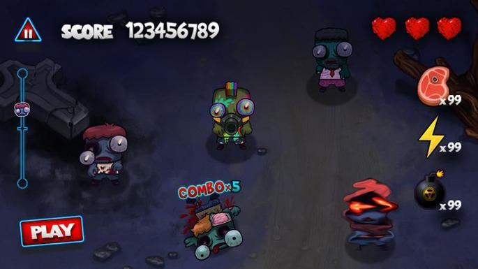 Melhores jogos de Zumbi para Android